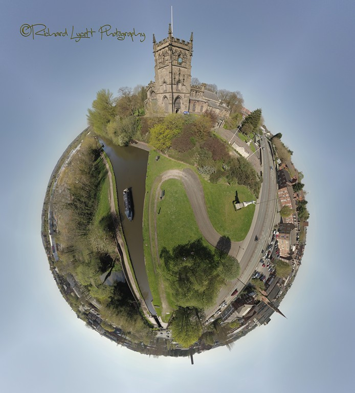 Kidderminster St Mary Little Planet